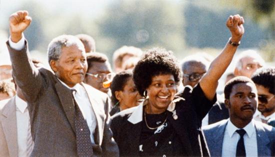 曼德拉妻子、南非反种族隔离斗士温妮·曼德拉过世