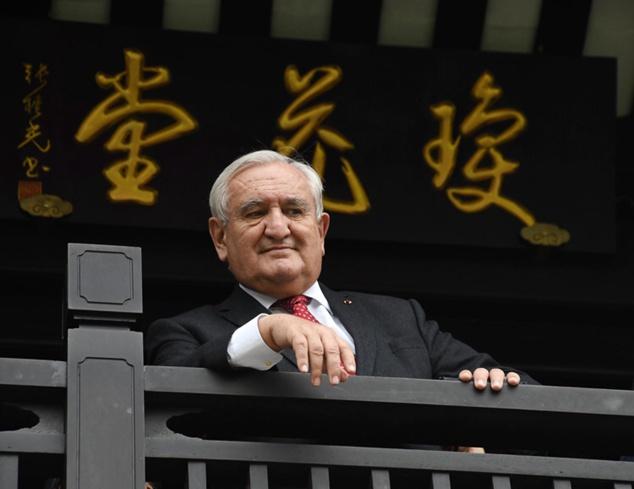 """专访""""中国先生""""法国前总理让拉法兰:城市形象国际传播年让世界了解""""新广州"""""""