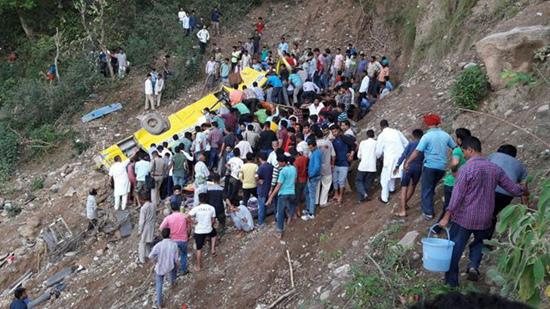 印度北部发作一同车祸 形成30人殒命包罗27名儿童