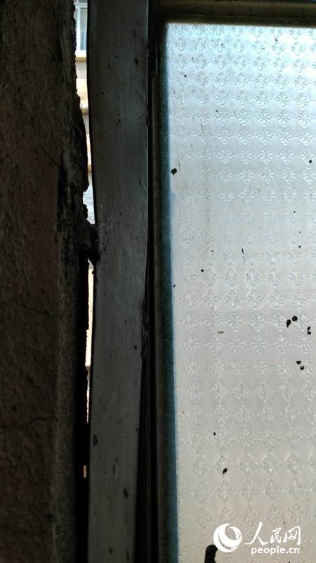 记者清晨探访空袭后的大马士革(组图)