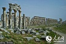 叙利亚昔日风景