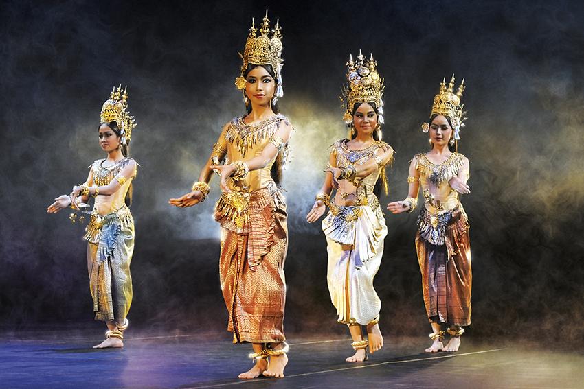 """柬埔寨文化瑰宝首次""""相约北京"""""""