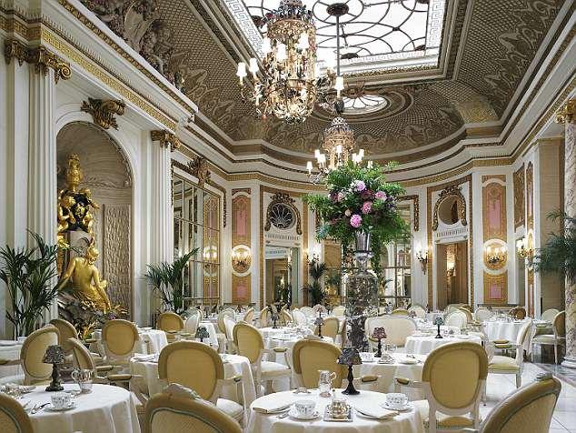 美味时刻:英国十大下午茶最佳餐厅