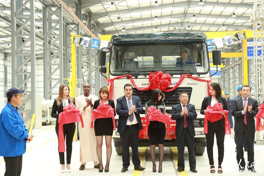 阿尔及利亚完成组装生产第一辆中国自主品牌汽车