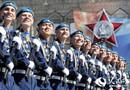 红场阅兵 俄新武器亮相