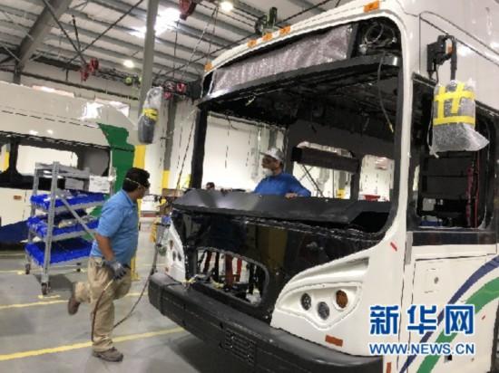 """搅动美国公交市场的中国""""鲶鱼""""何以遭质疑"""