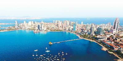 青岛市与希腊比雷埃夫斯市缔结友好城市关系签约仪式在青举行