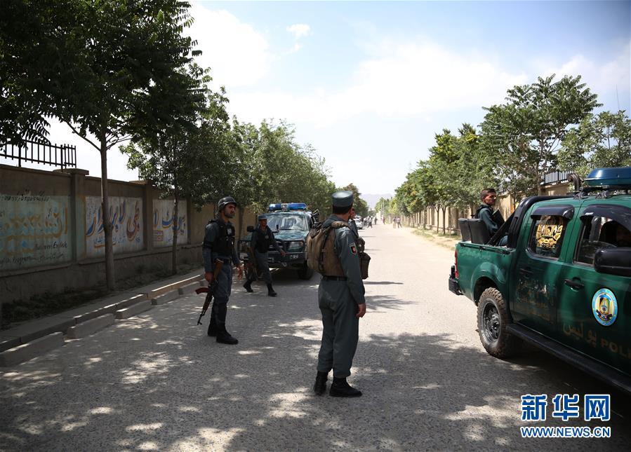 阿富汗首都政府办公场所遭炸弹袭击 12人死亡