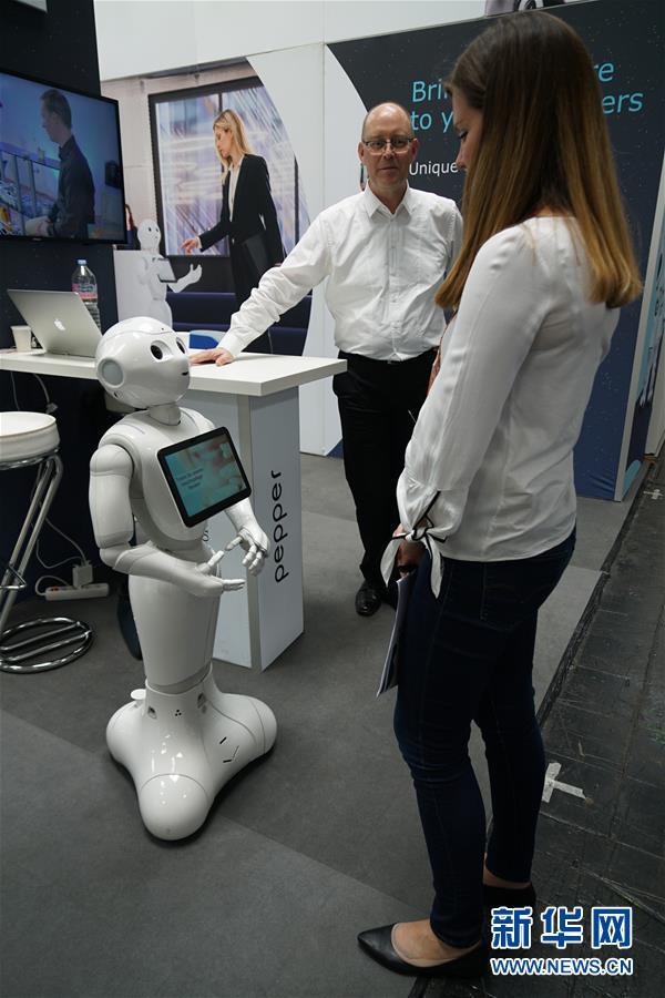 2018年汉诺威IT展全新亮相
