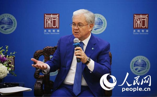 上合组织秘书长:上合将影响世界发展进程