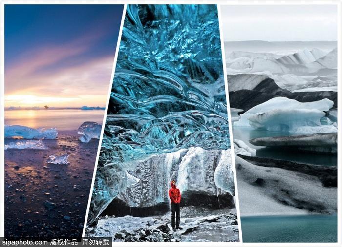 最凌冽的地球美景,新晋热门小国冰岛窒息绝美风光。