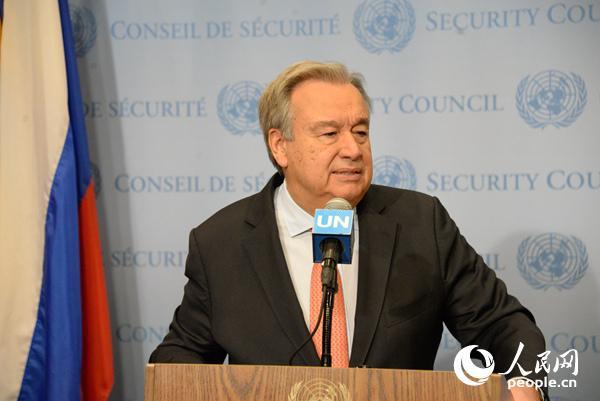 联合国秘书长对美国退出联合国人权理事会表示遗憾