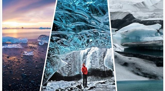 新晋热门小国冰岛窒息绝美风光