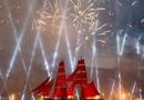 """圣彼得堡庆祝""""红帆节"""""""