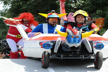 罗马奇葩赛车实力搞笑嗨翻了!