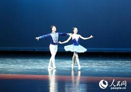 """天津芭蕾舞团""""登陆""""泰国"""