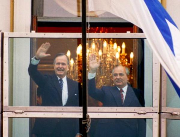 赫尔辛基:美俄首脑会晤的首选地
