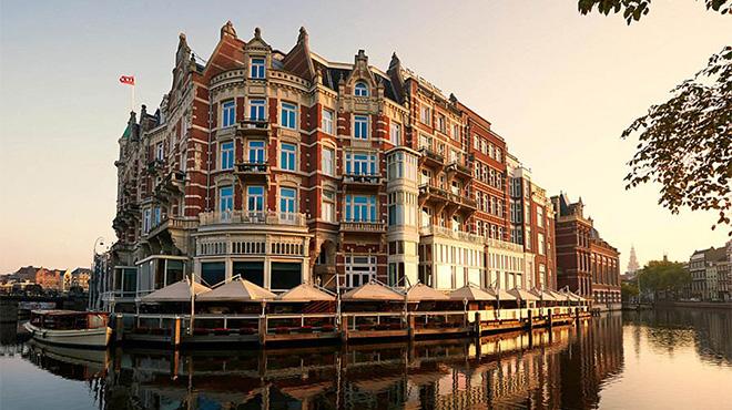 阿姆斯特丹之旅:乘坐欧洲之星 入住不容错过的古老酒店