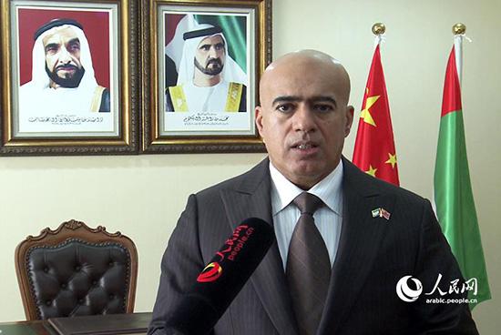 中国国家元首29年来将首访阿联酋本网独家专访阿驻华大使