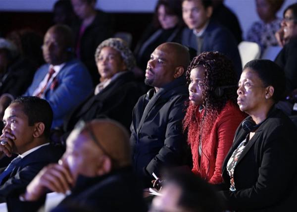 """由China Trader 南非南中服贸中心承办的第三期中国日报社""""新时代大讲堂""""在南非约翰内斯堡加拉格尔会展中心举行"""