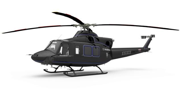 民用新型直升机