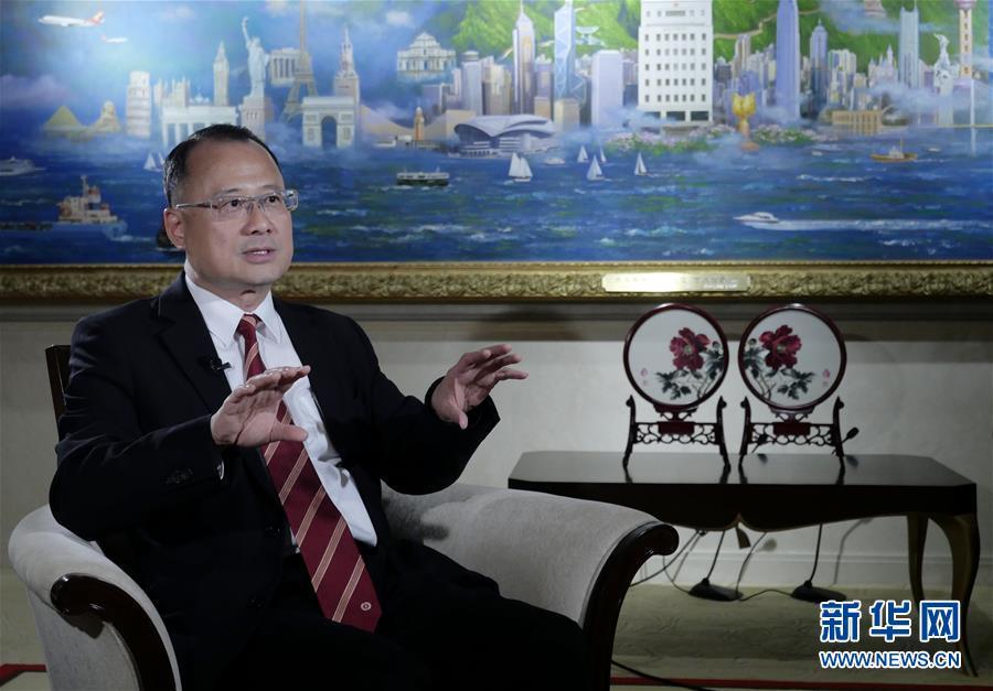 香港中华总商会:全球华商将会聚香港共拓区域合作新机遇