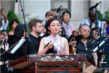 美国亚文交响乐团举办音乐会