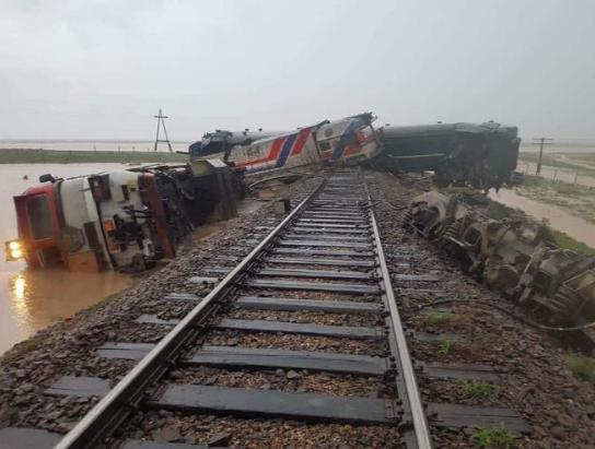 图片来源:蒙古新闻网援引乌兰巴托铁路公司网站