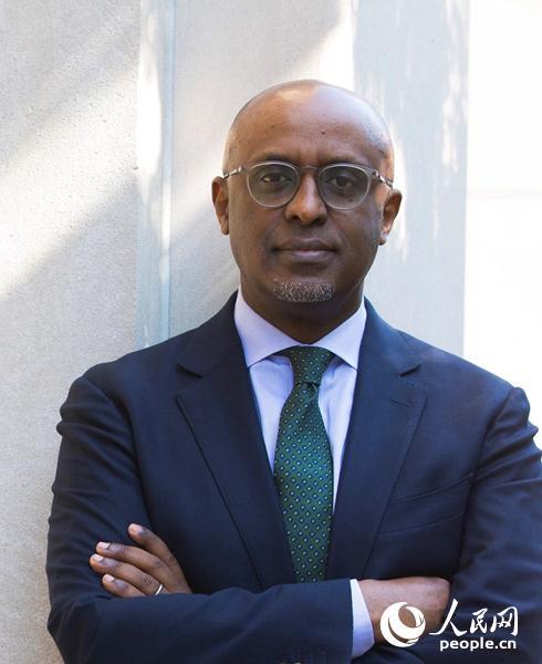 国际货币基金组织非洲部主任阿贝贝・塞拉西  图片由阿贝贝・塞拉西提供