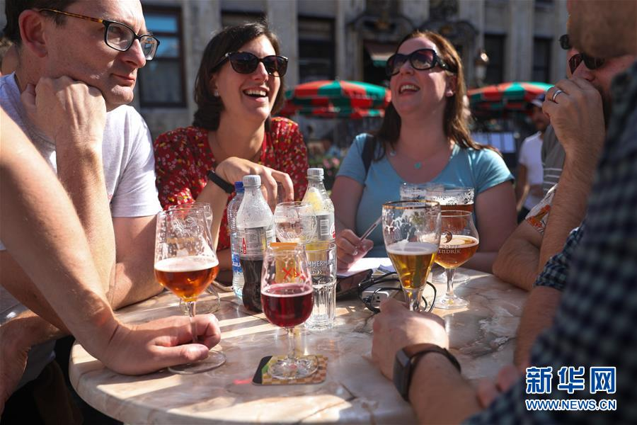 """布鲁塞尔欢度""""比利时啤酒周末"""""""