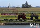 探访朝鲜蔬菜合作农场