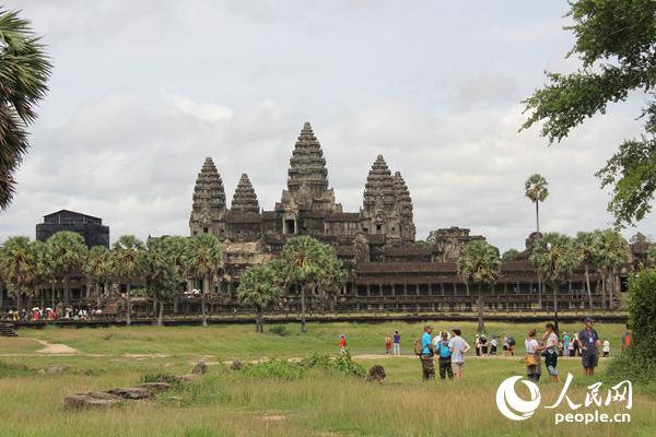 柬埔寨多举措吸引中国游客