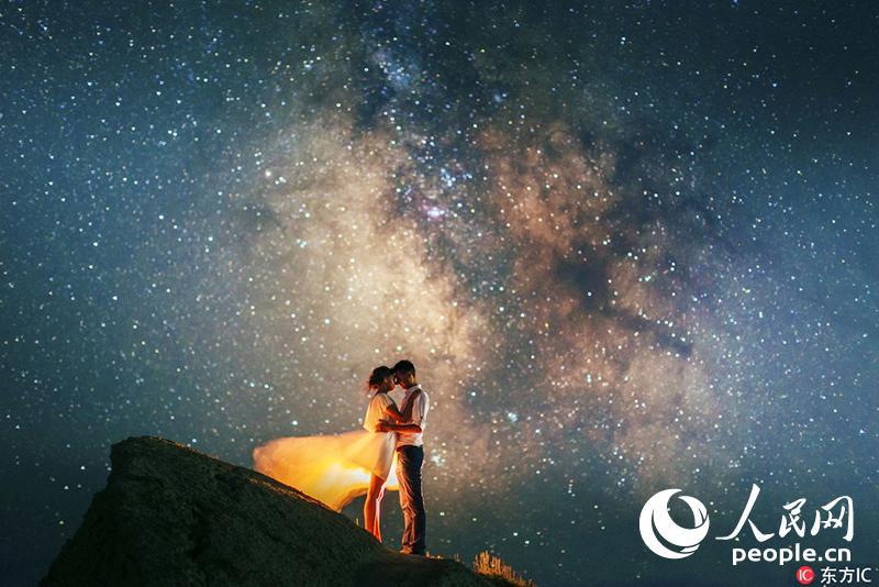 星空风景图 欧美