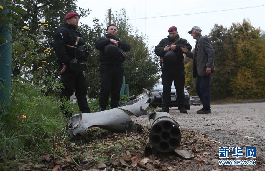 乌克兰北部军火库爆炸未造成人员伤亡【查看原图】
