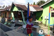 印尼发生7.4级地震并引发海啸