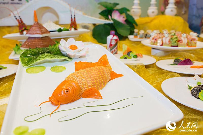 杭州美食文化推广品鉴活动在莫斯科举行泉州美食酒店宏昌图片