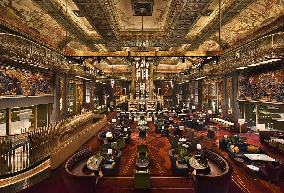 2018年世界50家最佳酒吧:伦敦的酒吧名列前茅