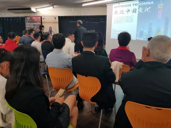 海外华媒搭桥引路开启新西兰大学生走进中国文化之旅