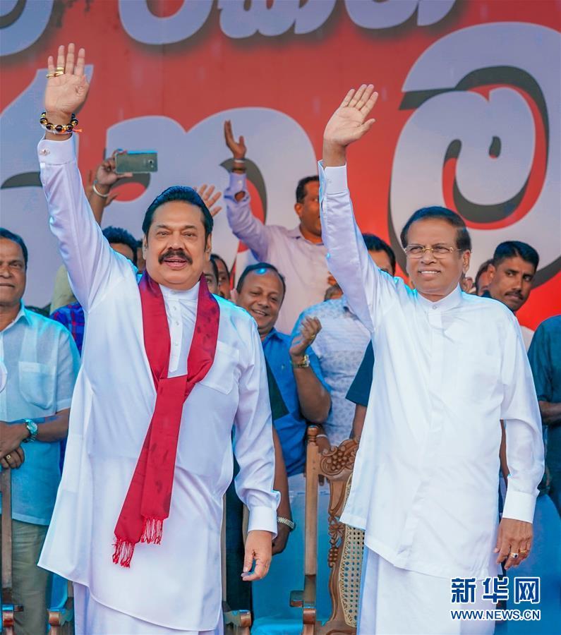 (国际)斯里兰卡总统宣布11月14日议会复会