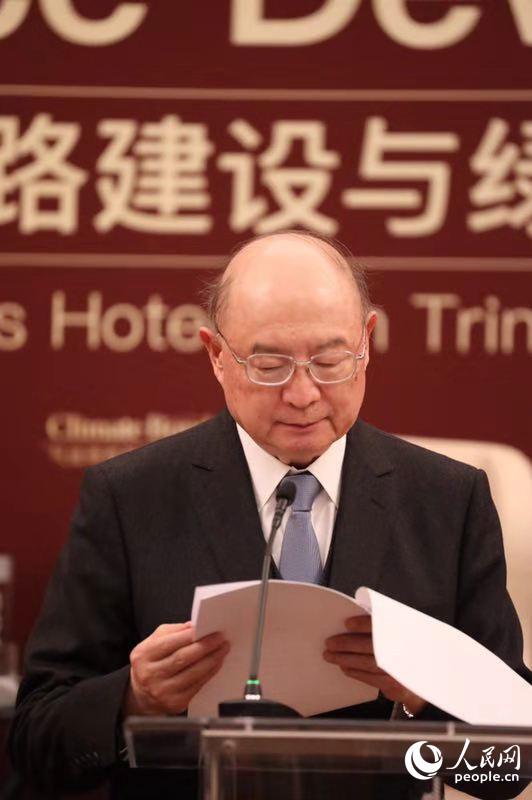 前财经事务局局长:绿色投资是刺激经济的最佳要领之一