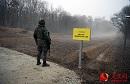 韩朝军事分界线公开