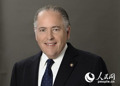 合作共赢符合双方长期利益——访美国路易斯安那州经济发展局局长唐·皮尔森