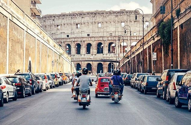 打开味蕾:罗马美食之旅