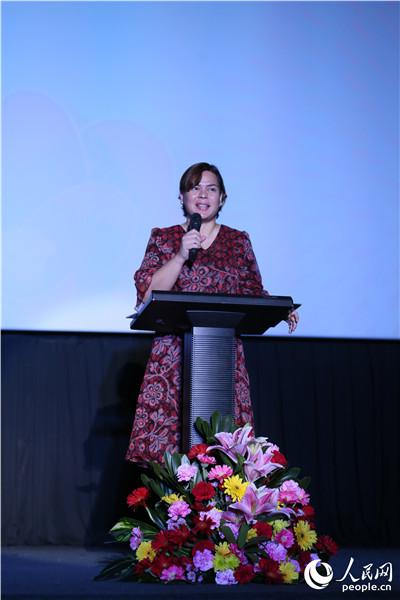 菲律宾亚典耀大学孔子学院成功举办2019年春节庆祝活动暨纪录片《苏禄与中国》首映式