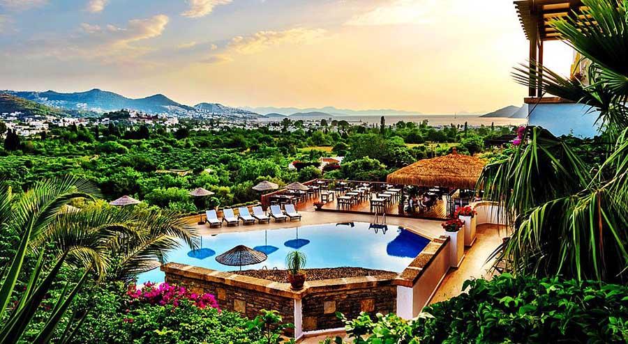 住海滨联排别墅、品尝精品美食土耳其十大迷人度假地