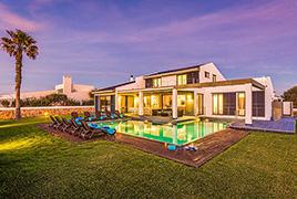 温水游池、壮丽景色!家庭度假选别墅酒店