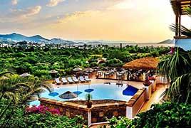 联排别墅、精品美食 土耳其十大迷人度假地