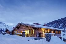 阿尔卑斯山区令人难以置信的住宿地