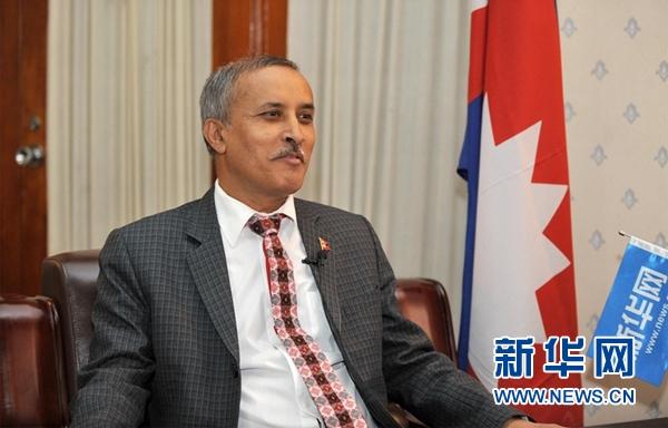 尼泊尔驻华大使:中国持续发展意味着我们拥有更多机遇