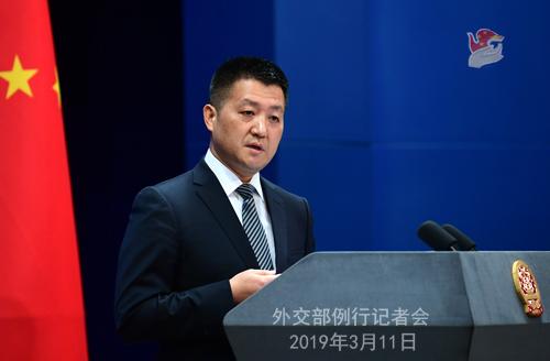 外交部:埃塞失事客机8名遇难中国公民身份初步确认
